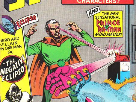 Eclipso Bonus: Who the Heck is Prince Ra-Man?!?