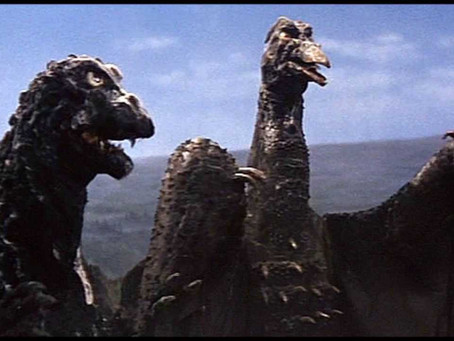 The Classic Horrors Club Podcast EP 31: Friends & Foes of Godzilla