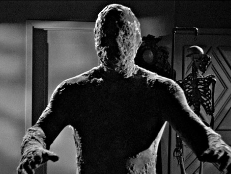 Countdown to Halloween: Curse of the Faceless Man (1958)