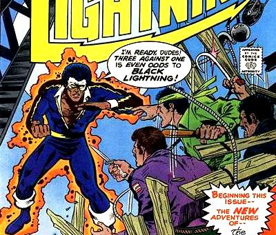 Freedom Fighters Pt. 20: Black Lightning #11