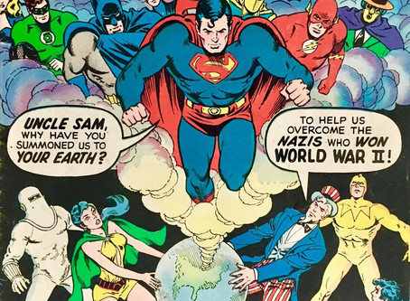 Freedom Fighters Pt. 1: Justice League of America #107