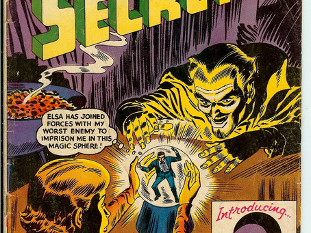 Eclipso Pt. 1: House of Secrets #61