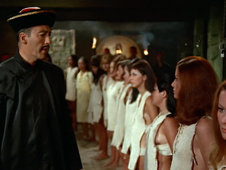 Review: The Blood of Fu Manchu (1968)