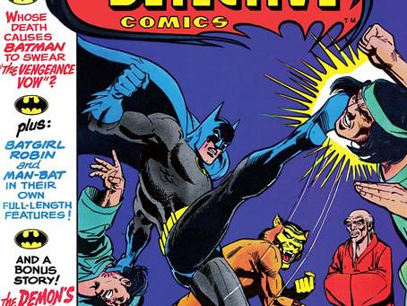 Man-Bat Pt. 23: Detective Comics #485