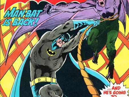 Man-Bat Pt. 28: Batman #342