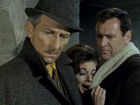 Countdown to Halloween: Island of Terror (1966)