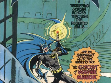 Man-Bat Pt. 27: Batman #341