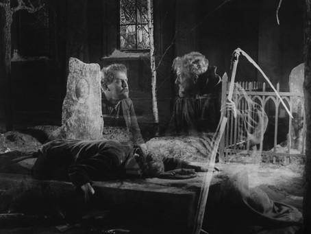Review: The Phantom Carriage (1925)