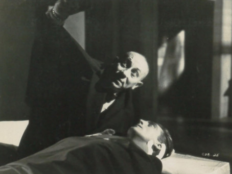 Friday Fright: The Crime of Dr. Crespi (1935)