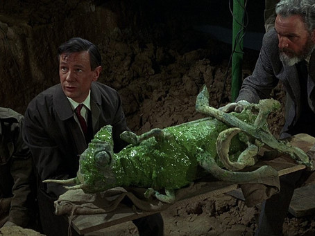 Hammer Sci-Fi: Quatermass & the Pit aka Five Million Years to Earth (1967)