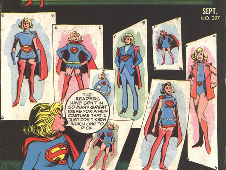 Wonder Woman w/o Powers Pt. 38: Adventure Comics #397