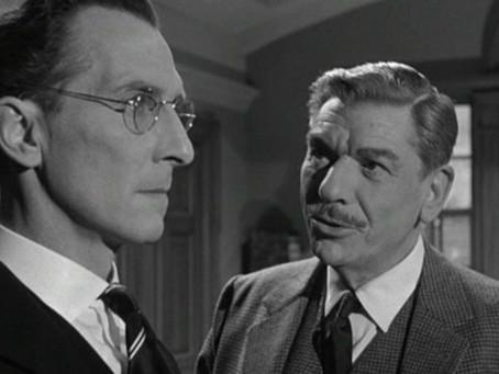 Hammer Suspense: Cash on Demand (1961)