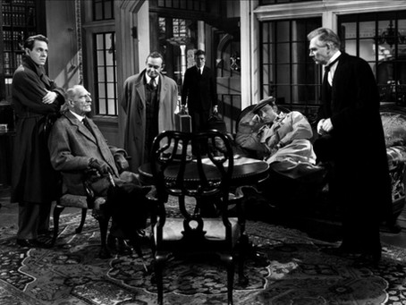Countdown to Halloween: Matthew Banks on And Then There Were None (1945)