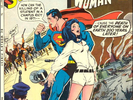 Wonder Woman w/o Powers Pt. 31: World's Finest #204