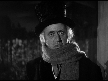 The Classic Horrors Club Podcast EP 52.5: A Christmas Carol (1951)
