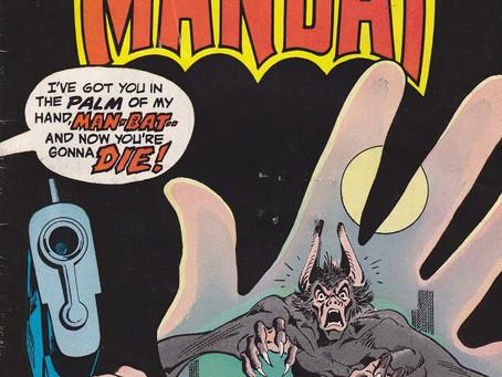 Man-Bat Pt. 9: Man-Bat #2
