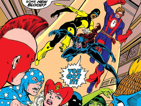 Crisis on Infinite Earths #12: Pt. 98