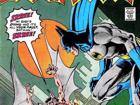 Man-Bat Pt. 25: The Brave & the Bold #165