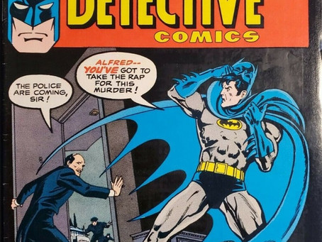 Man-Bat Pt. 11: Detective Comics #459
