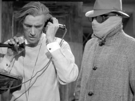 Universal Monsters: The Invisible Man's Revenge (1944)