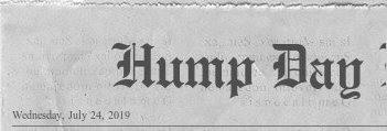 Hump Day Headline #32