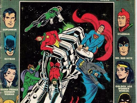 Wonder Woman w/o Powers Pt. 29: Justice League of America #101