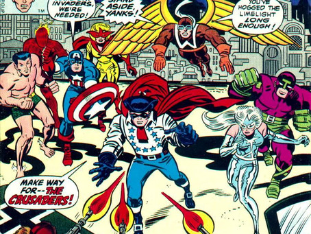 Freedom Fighters Pt. 12: The Invaders #14