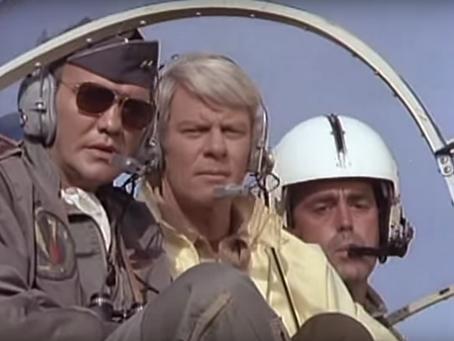 TV Terror Guide: The President's Plane is Missing (1973)