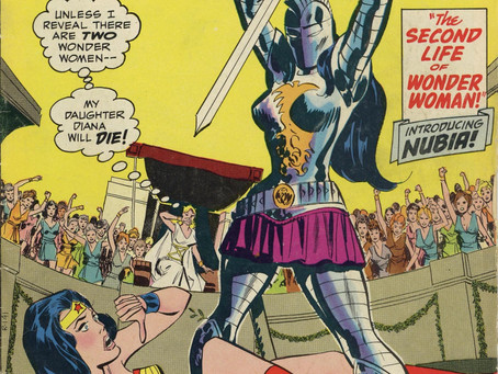 Wonder Woman w/o Powers Pt. 34: Wonder Woman #204