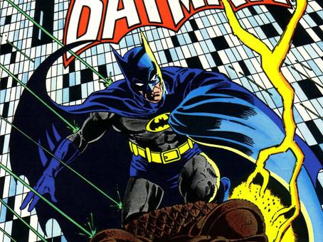 Man-Bat Pt. 30: Detective Comics #527