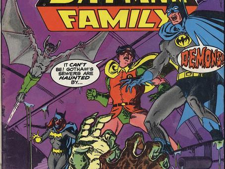 Man-Bat Pt. 19: Batman Family #18
