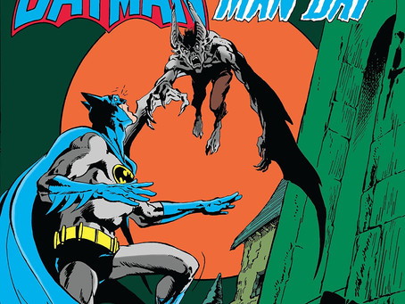 Man-Bat Pt. 7: Brave & the Bold #119