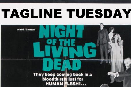 Tagline Tuesday #8