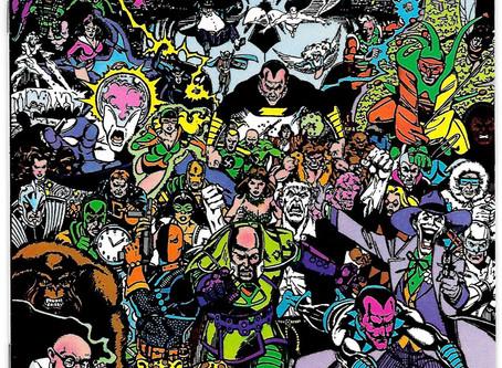 Crisis on Infinite Earths #9: Pt. 85