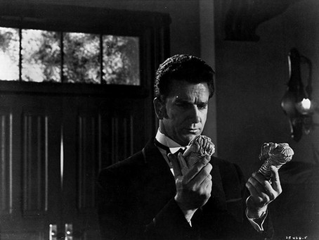 Countdown to Halloween: Orrin Grey on Dark Intruder (1965)
