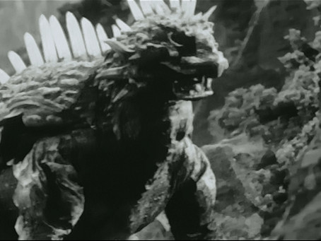 Movie of the Week: Daikaiju Baran (1958)