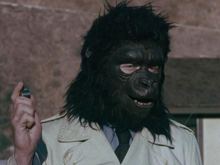 Countdown to Halloween: Schlock (1973)