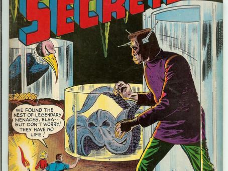 Eclipso Pt. 3: House of Secrets #63-65