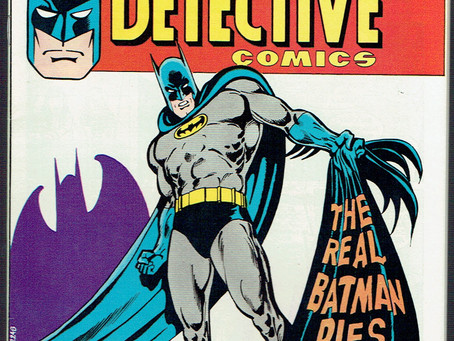Man-Bat Pt. 10: Detective Comics #458