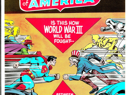 Freedom Fighters Pt. 2: Justice League of America #108
