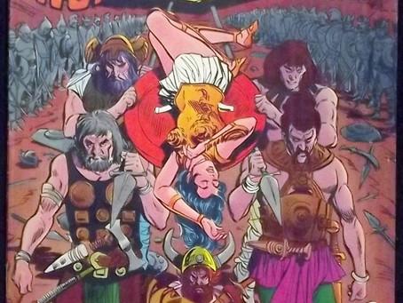 Wonder Woman w/o Powers Pt. 9: Wonder Woman #184