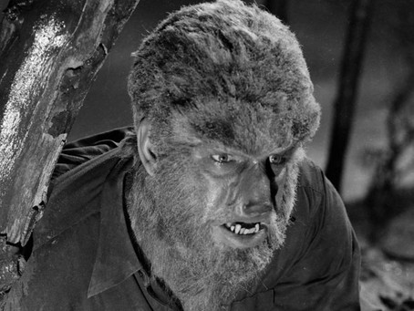 Universal Monsters: The Wolf Man (1941)