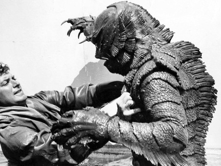 Universal Monsters: Revenge of the Creature (1955)