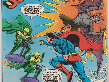 Man-Bat Pt. 26: DC Comics Presents #35