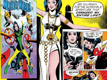 Wonder Woman w/o Powers Pt. 23: Wonder Woman #197