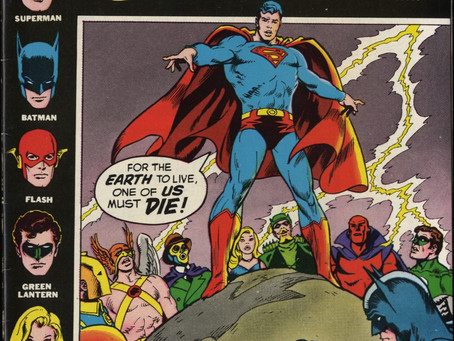 Wonder Woman w/o Powers Pt. 30: Justice League of America #102