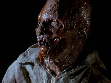 Review: The Incredible Melting Man (1977)