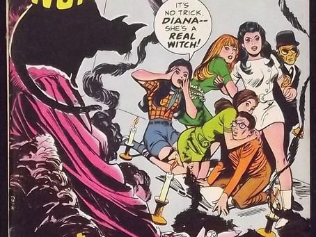 Wonder Woman w/o Powers Pt. 12: Wonder Woman #186