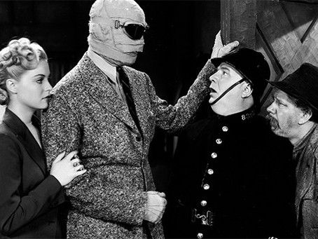 Universal Monsters: The Invisible Man Returns (1940)