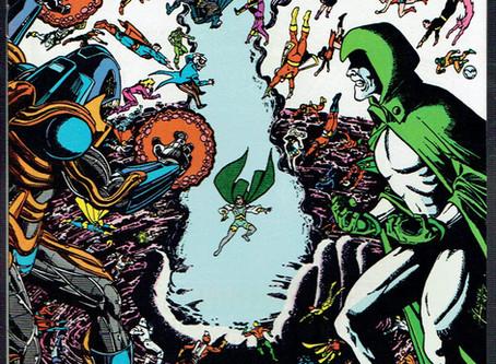 Crisis on Infinite Earths #11: Pt. 93